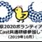 東京2020ボランティア共通研修②:E-learning(2019年10月)