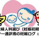 産婦人科選び(妊娠初期)|アラサー通訳者の妊娠ログ(番外編)