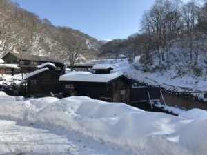 秋田旅行・孫六温泉(まごろくおんせん)|乳頭温泉郷